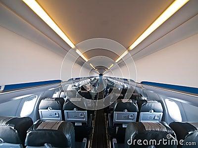 Flugzeug innenraum stockfoto bild 13541300 for Innenraum design blog