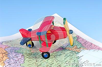 Flugzeugverkehr