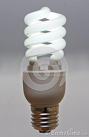 Fluorescent bulb