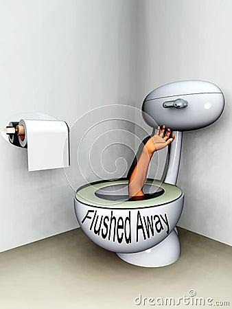 Flushed 12