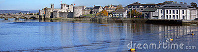 Fluss Shannon Limerick