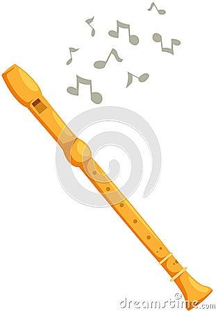 Flute Royalty Free Stock Image - Image: 23227636