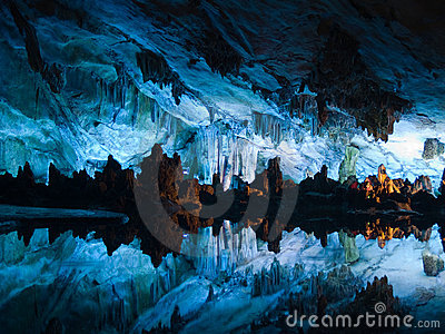 Flute cavern in Guiling