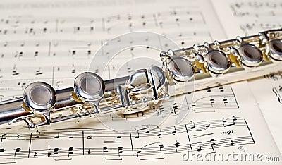 Flute Keys