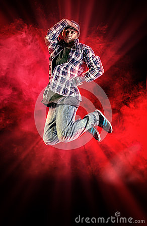 Fly dancer