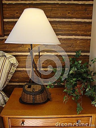 Fly Fishing Lamp