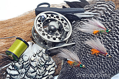 Fly-fishing tackle