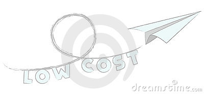 Fly low cost vector