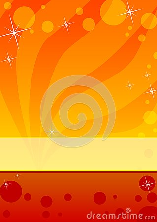 Flyer/leaflet template