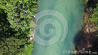 Flyg- längd i fot räknat av White River, Ocho Rio de Janeiro, Jamaica