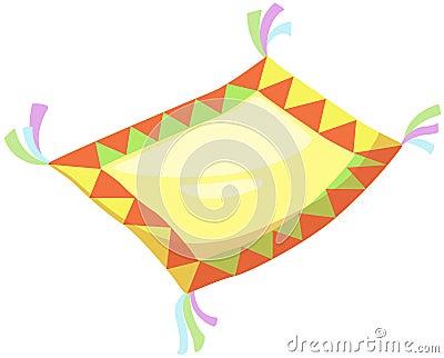 Flying Carpet Stock Image Image 25100821