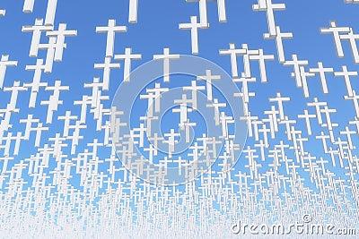 Endless crosses