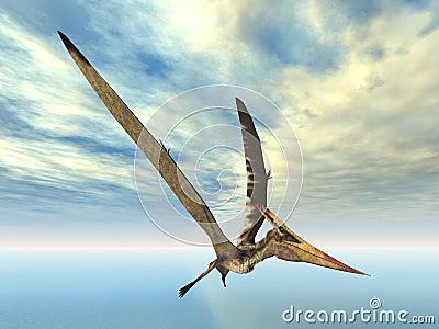 Flying Dinosaur Pteranodon