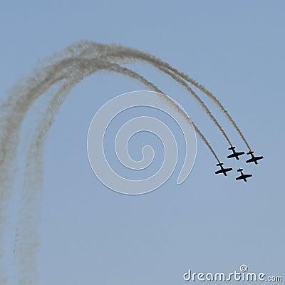 Flying maneuvers