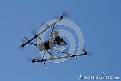 Flying Spy Surveillance Bug