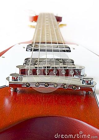 Flying V Electric Guitar