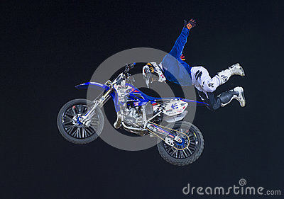 FMX motocross Editorial Photography