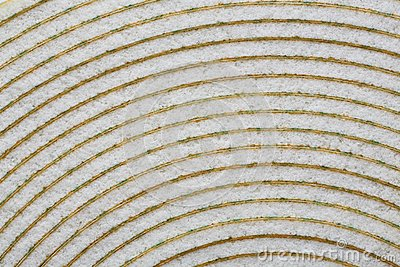 Foam tape texture