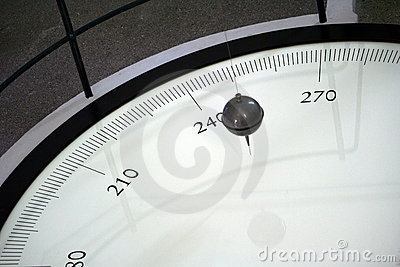 Focault pendulum