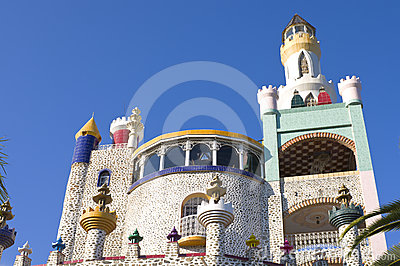 Foco Tonal Castle