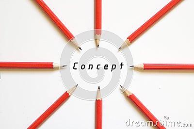 Focus on concept