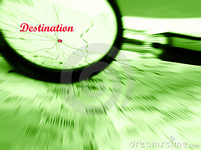 Focus on destination