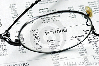 Focus on the futures market