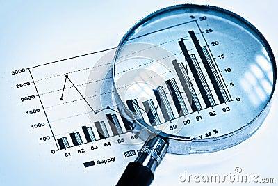 Focus on graph
