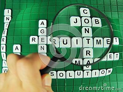 Focus on jobs