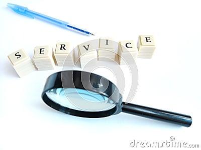 Focus on service