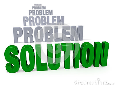 Focus On Solution, Not Problems