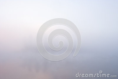 Fog dreamy background