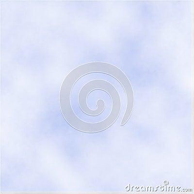 Fog in the sky
