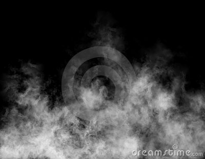 Foggy background