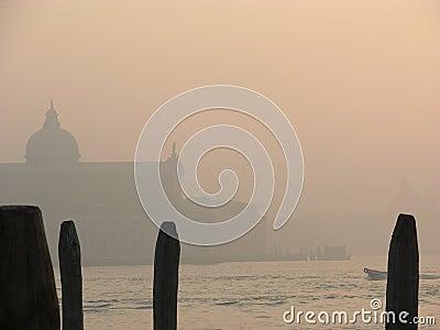 Foggy day in Venice (S.Giorgio)