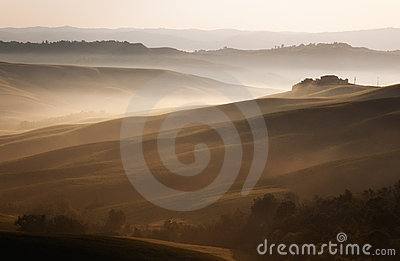 Foggy Morning Royalty Free Stock Photography - Image: 19972767