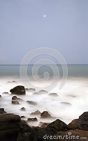 Foggy Ocean Sea Mist
