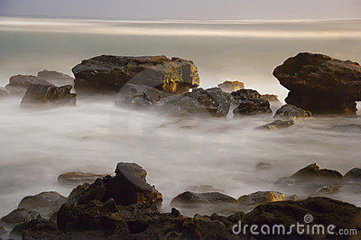 Foggy Ocean Sea Mist