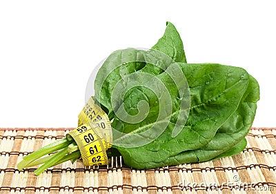 Fogli degli spinaci