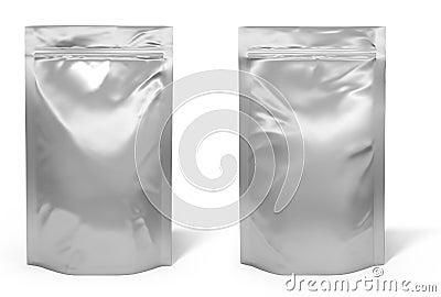 Foil bag package