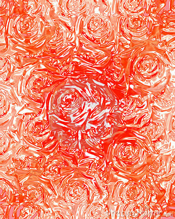 Foiled Roses-1
