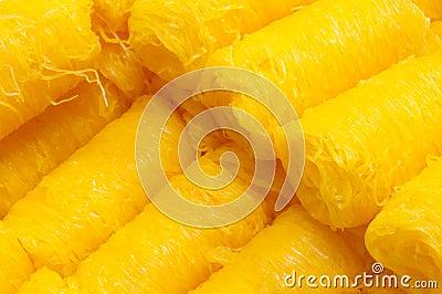 Foithong, Thai sweetmeat made of egg yolk