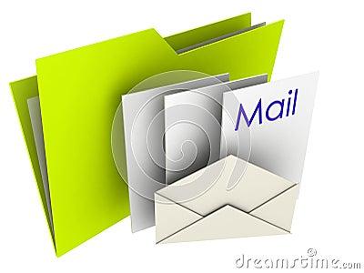 Folder E-Mail