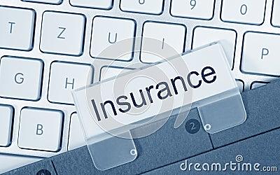 Folder for Insurance details