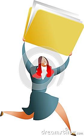 Folder success