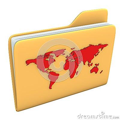 Folder World