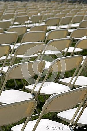 Free Folding Chairs Stock Photo - 5366020