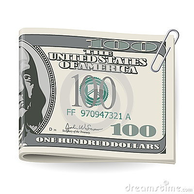 Folding dollars