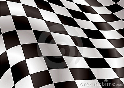 Fole Checkered da bandeira