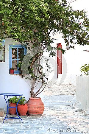 Free Folegandros-greek Island Stock Photo - 30357340